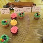 Easter Vigil: best cupcakes this side of heaven!